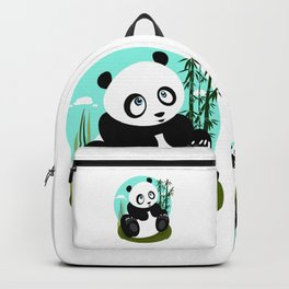 Baby Panda Backpack