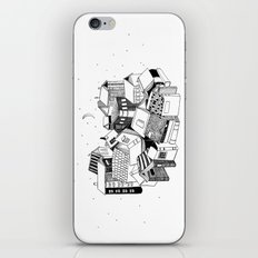Book Town iPhone & iPod Skin