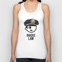 law Tank Tops featuring BMORE LAW by O'Postrophy