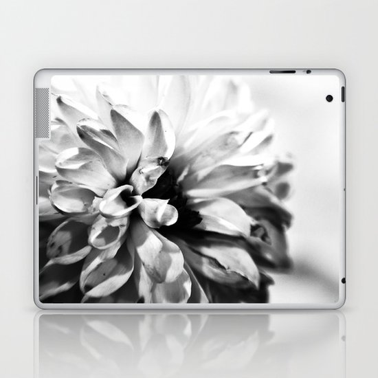 Dahlias 3 Laptop & iPad Skin