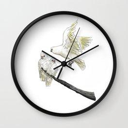 Corellas Wall Clock