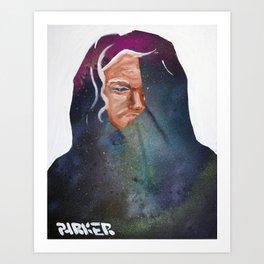 Cosmic Thought Art Print
