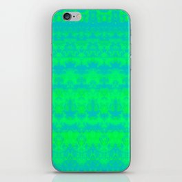 The Pattern  iPhone Skin
