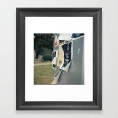 Poster Framed Art Print
