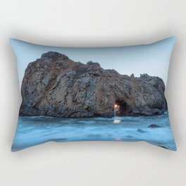 Arch Rock Rectangular Pillow