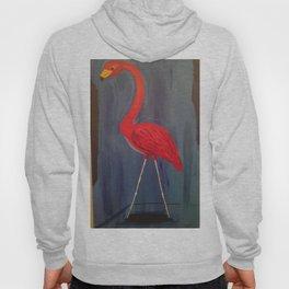Floridian Flamingo  Hoody
