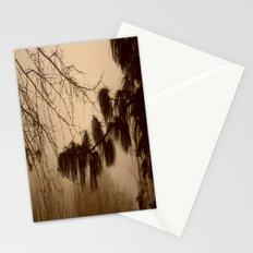 Foggy Sunday. Stationery Cards