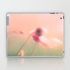 Soft Rose Anemone Pastell Laptop & iPad Skin