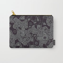 frame blue Carry-All Pouch