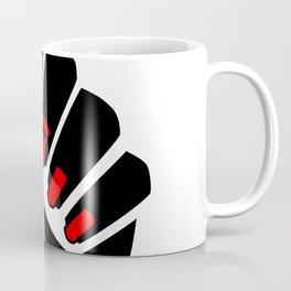 The woman's raised fist1 Coffee Mug