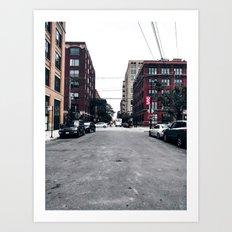UIC Street Art Print