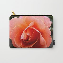Blushed Carry-All Pouch