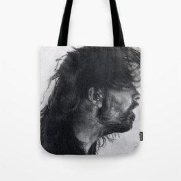 Faster Jonny Mono Tote Bag