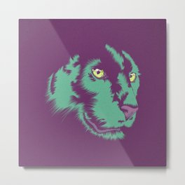 Panther Alt Metal Print