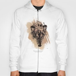 Solitude is independence Hoody