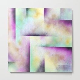 Ambient Metal Print