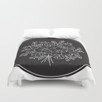 circle Duvet Covers featuring circle by aticnomar