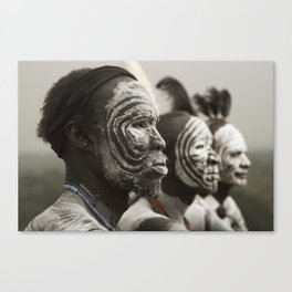 Karo Beauty Canvas Print