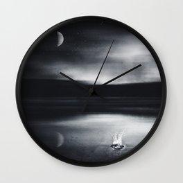 Liquid Dreams Wall Clock