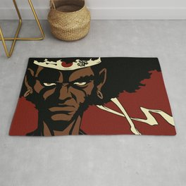Afro samurai Rug
