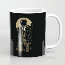Classic Astronout Coffee Mug