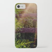 camp iPhone & iPod Cases featuring camp by Zoe Green
