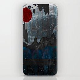 This Undue Recourse iPhone Skin