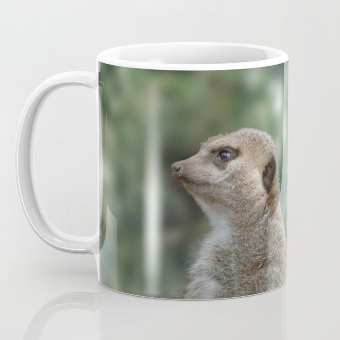 Meerkats: Best Friends Forever Coffee Mug