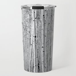 Aspen Tree Maze Travel Mug