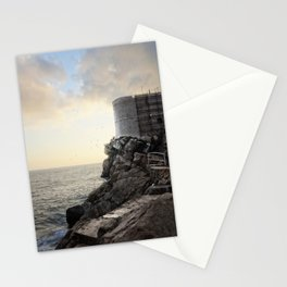 Battle at Sunset Stationery Cards