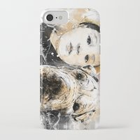best friends iPhone & iPod Cases featuring Best Friends by Fresh Doodle - JP Valderrama