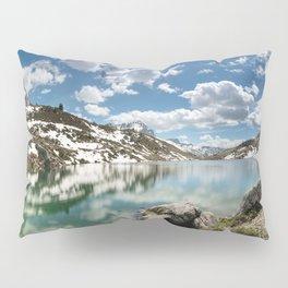 Winter's Retreat Pillow Sham