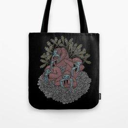 Enchanted Nightmares Tote Bag