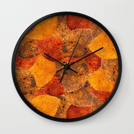Autumn moods n.1 Wall Clock