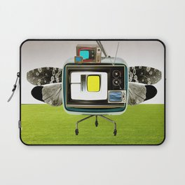 the truth is dead · the flying circus Laptop Sleeve