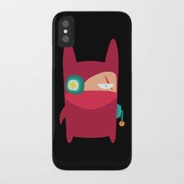 Ninja [Black Ver.] iPhone Case