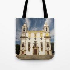Carmo Church Tote Bag