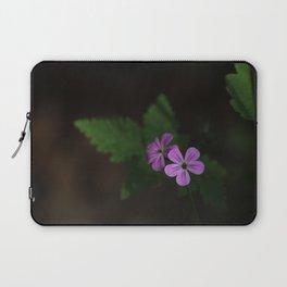 Pretty in Purple Laptop Sleeve