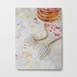 Romantic Details Metal Print