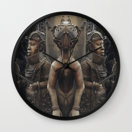 Original Mystics Wall Clock