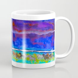 Sky Ponies #31 Coffee Mug
