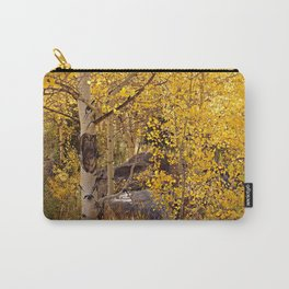 Golden Aspen Stand Carry-All Pouch