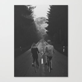 I'll Give You The Moon Canvas Print