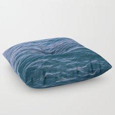 Sea - Water - Ocean Floor Pillow