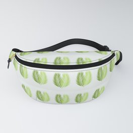 Palm leaves, Duo Fanny Pack