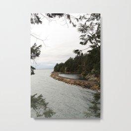 bayside Metal Print