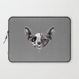 Shynx Half Skull Laptop Sleeve