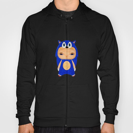A Boy - Sonic the Hedgehog Hoody