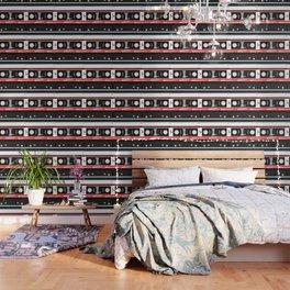 Retro audio cassete Wallpaper