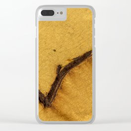 Vale Clear iPhone Case